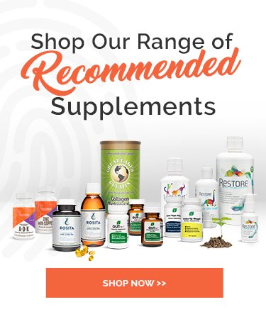 Shop Our Range of Recommended Supplements