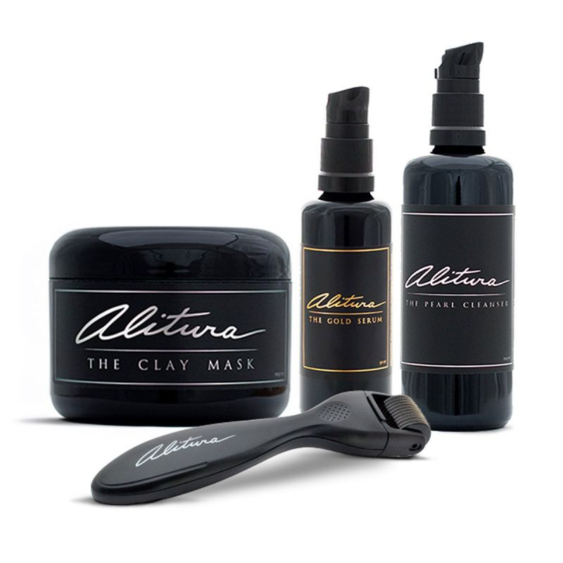 Alitura - At Home Facial Kit