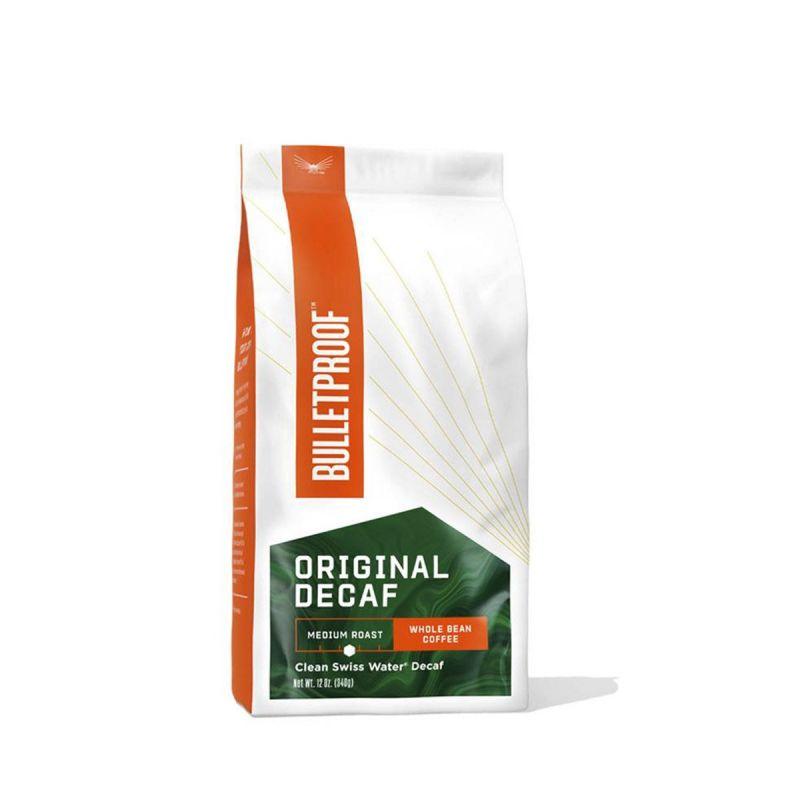 Bulletproof Coffee Original Decaf Whole Bean 340g - Front