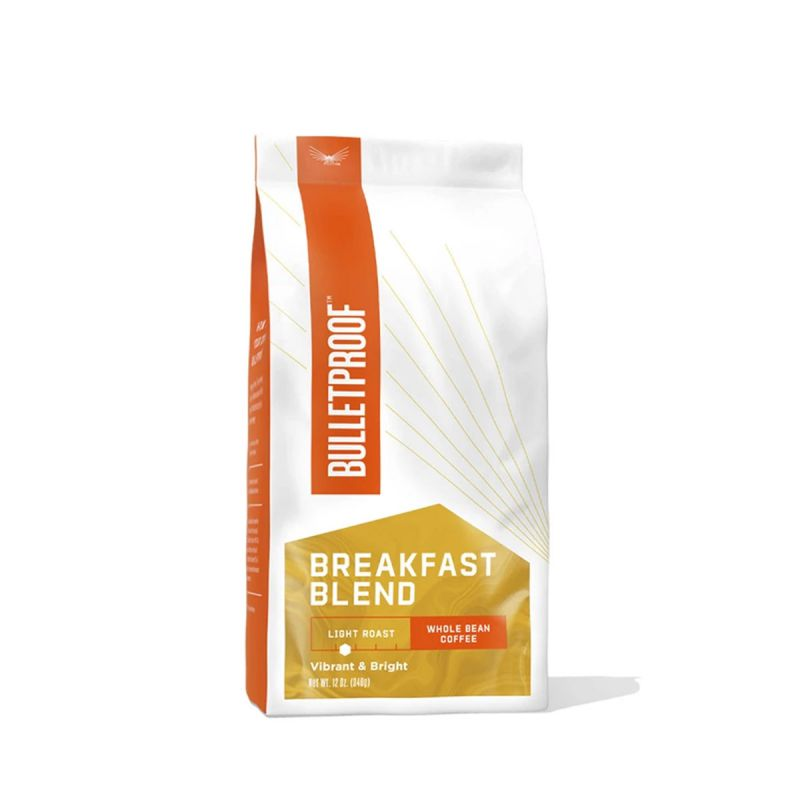 Bulletproof Coffee Luminate Whole Bean - front