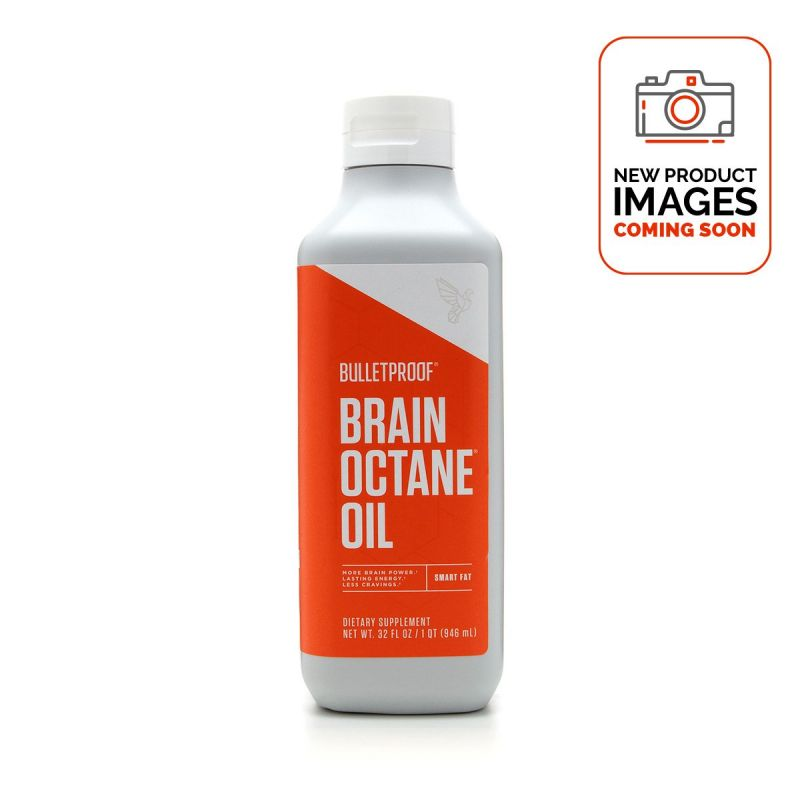 Brain Octane Oil 946ml  (New pourer)