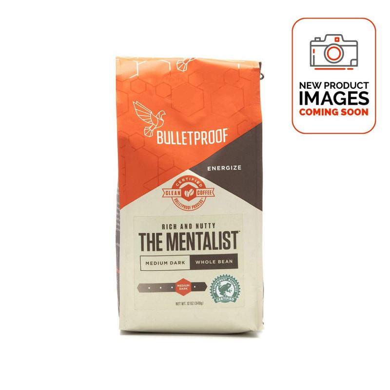 Bulletproof Coffee The Mentalist 340g Whole Bean - Front