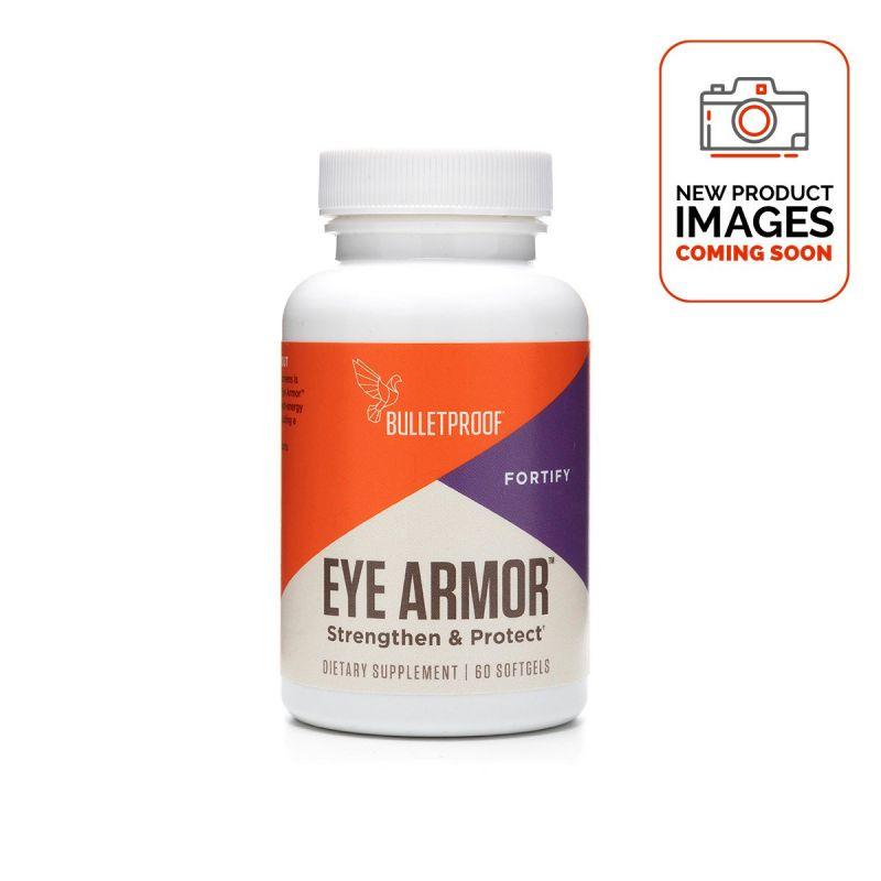 Bulletproof Eye Armor 60's - Front