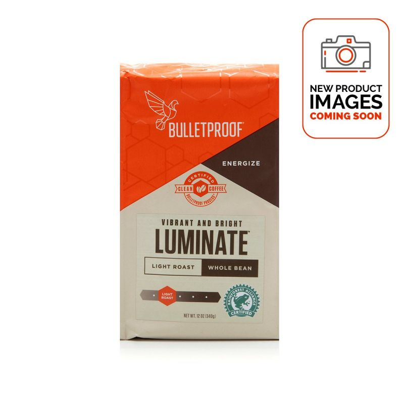 Bulletproof Coffee Luminate Whole Bean - front