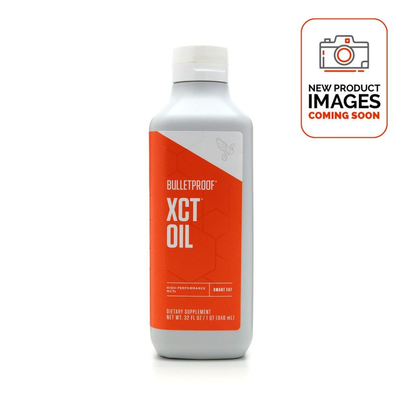 Bulletproof XCT 946ml - Front