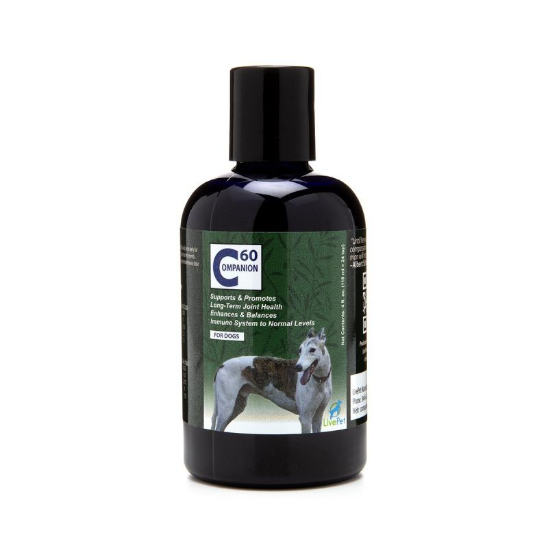 Companion60 Dogs 118ml - Front