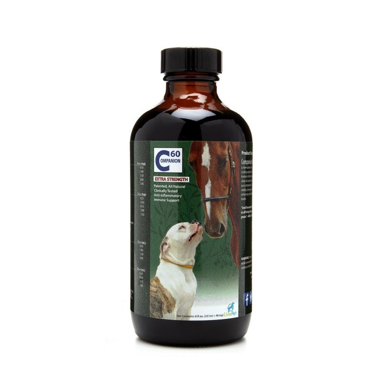 Companion60 Extra Strength 236ml - Front