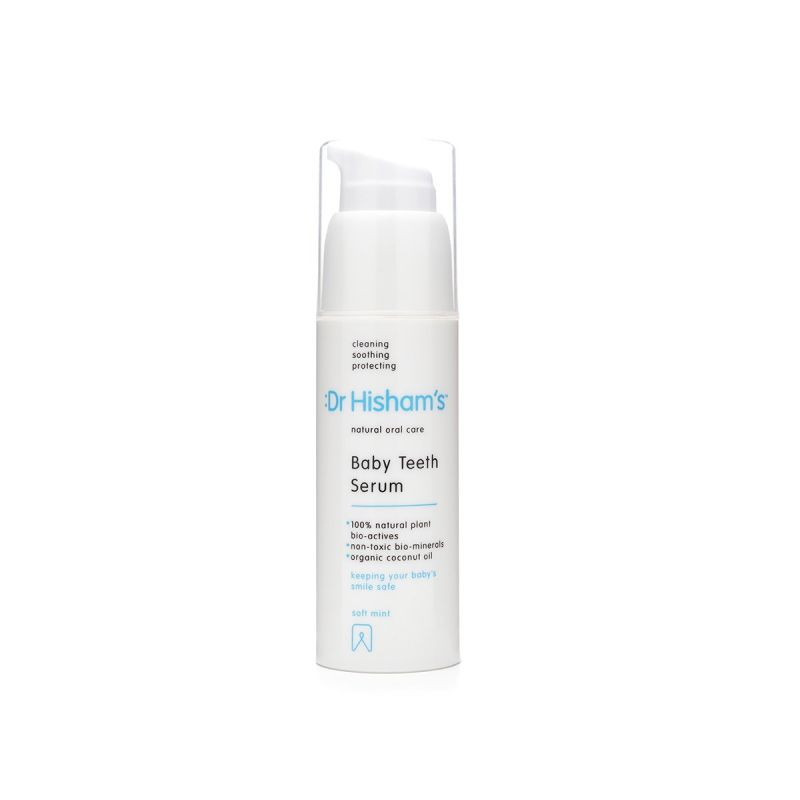 Dr Hisham's Baby Teeth Serum - Front