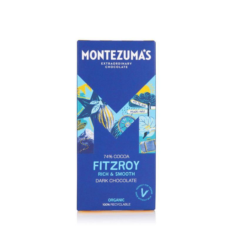 Montezuma's FitzRoy 90g Chocolate
