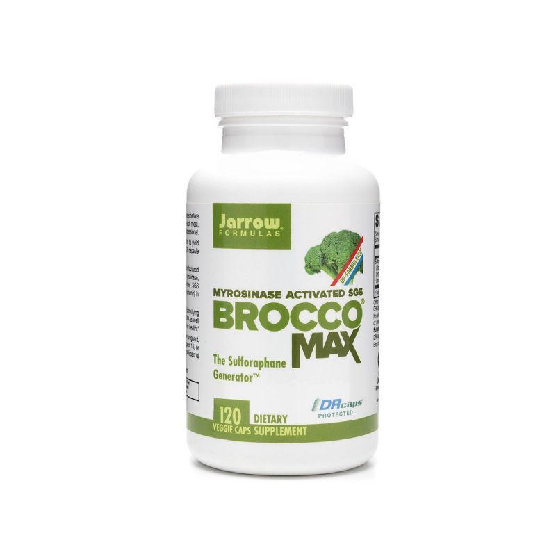 Jarrow Formulas Brocco Max 120's - Front