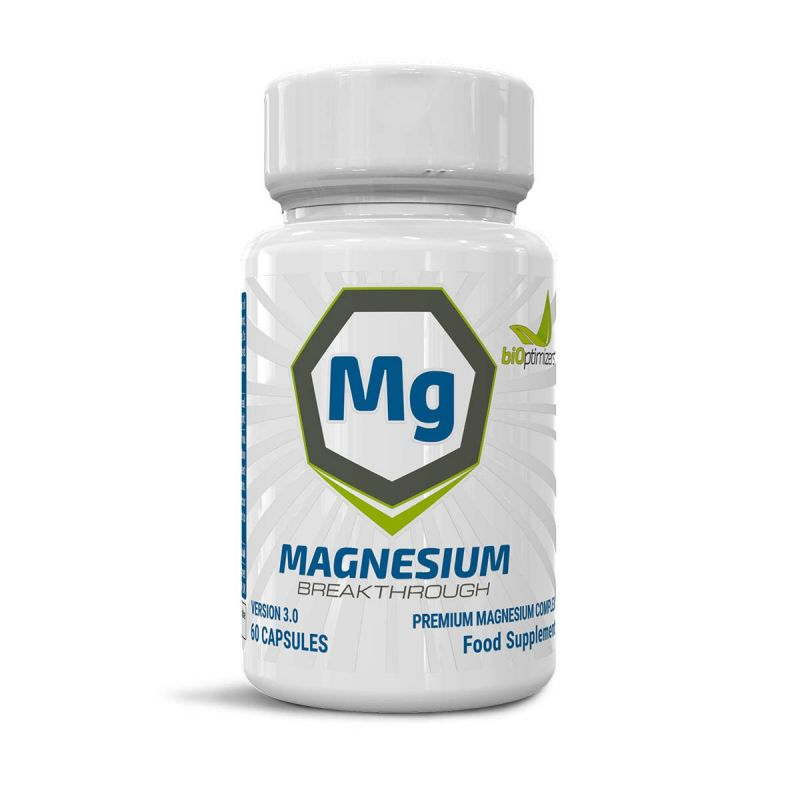 BiOptimizers – Magnesium Breakthrough