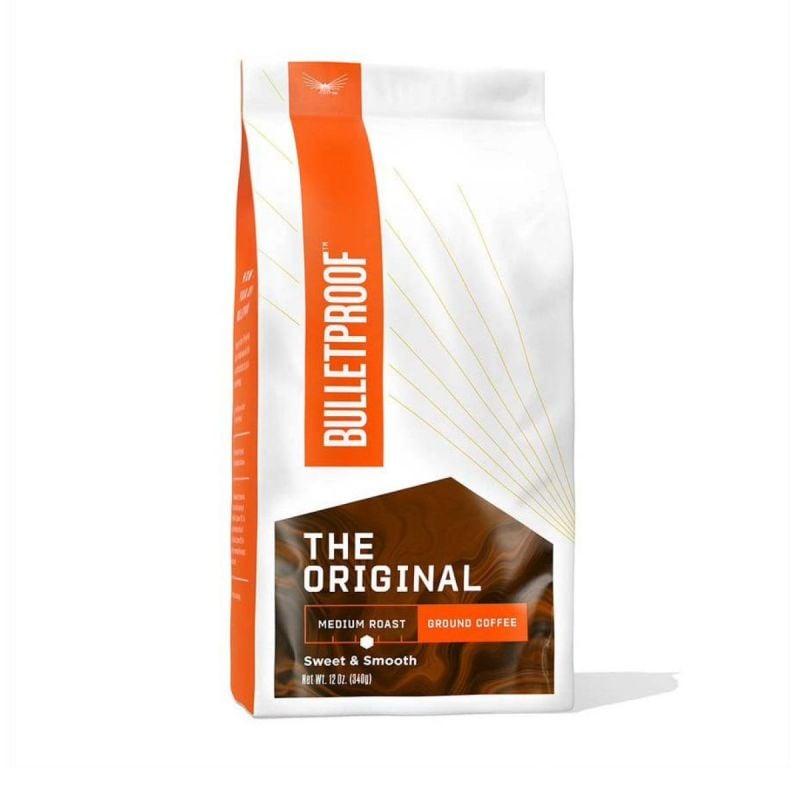 Bulletproof Coffee The Original Ground 340g - Front