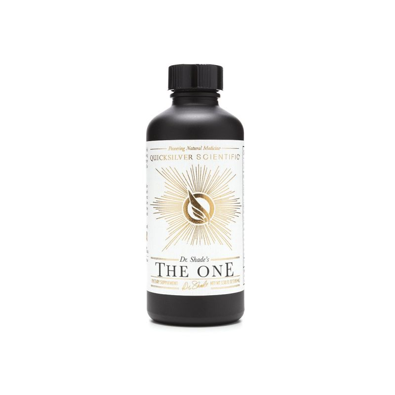 Quicksilver The One 100ml - Front