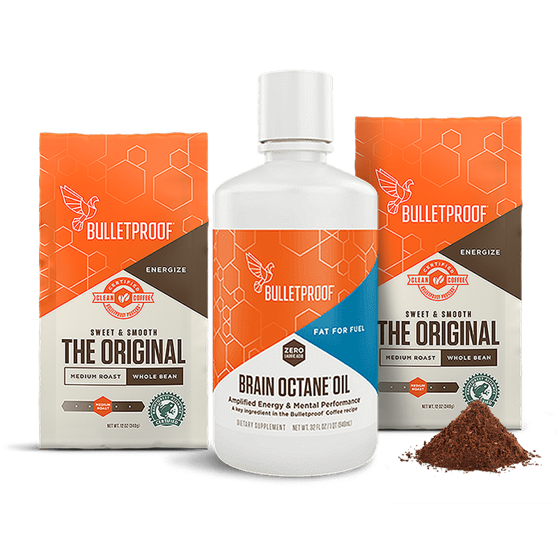 Bulletproof Coffee Octane Kit - Ground