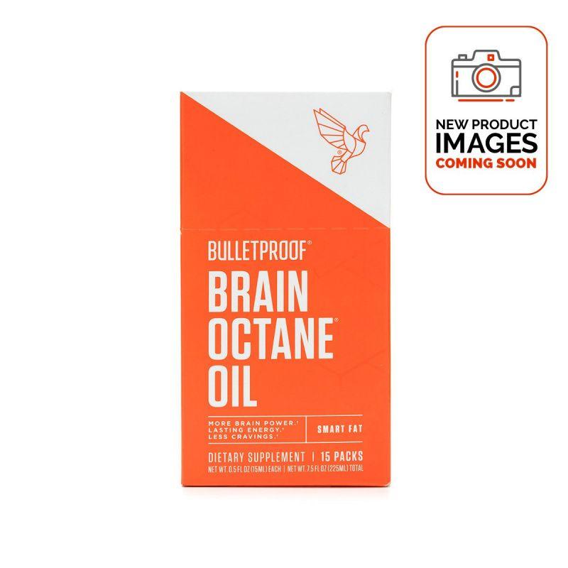 Bulletproof Brain Octane GoPacks - Front