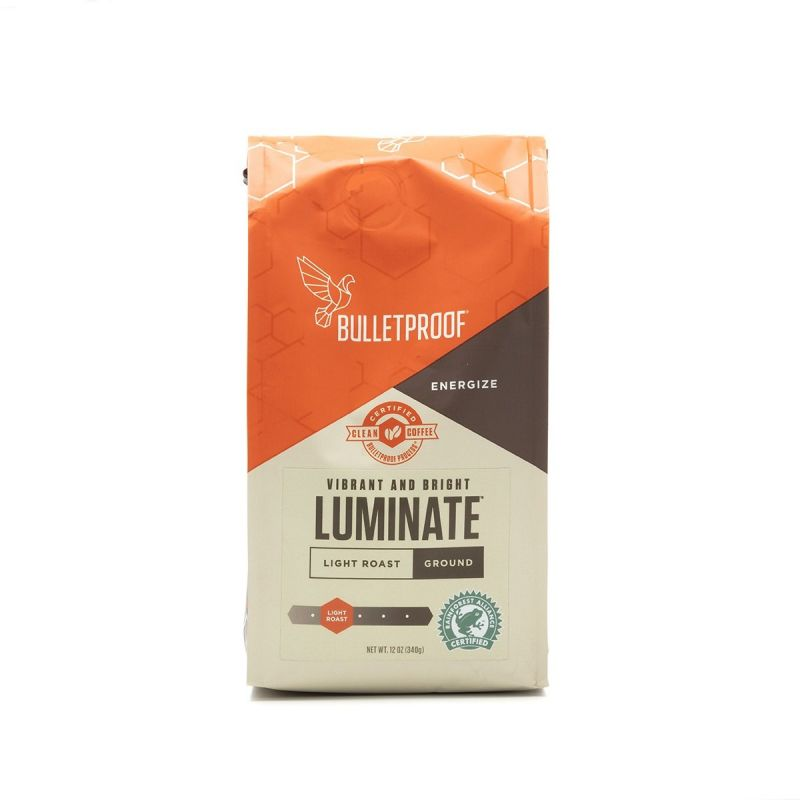 Bulletproof Coffee Luminate Ground - front