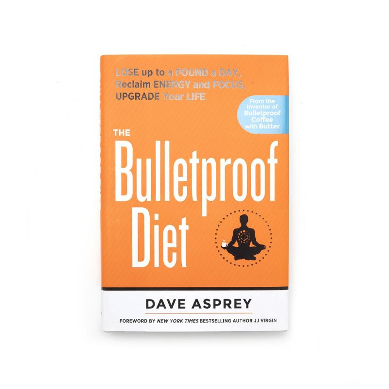 Bulletproof Diet Book - Front