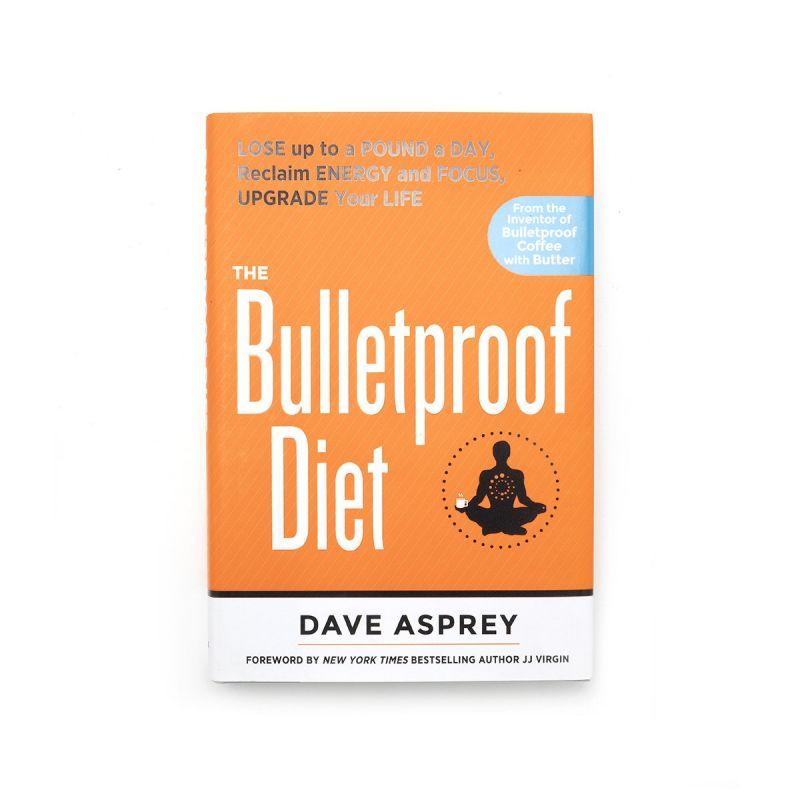 Bulletproof Diet Book - Front