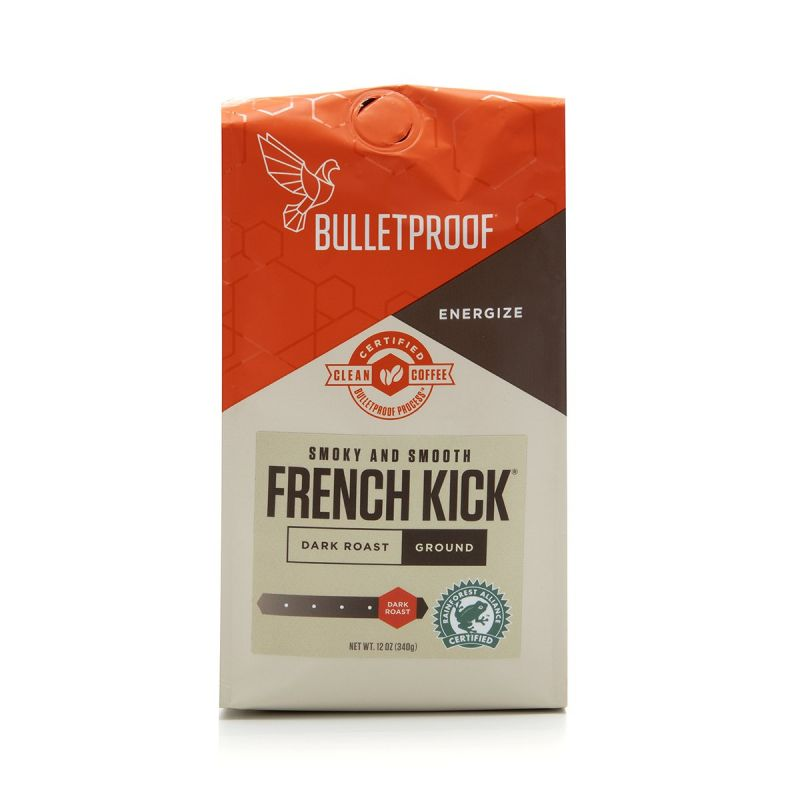 Bulletproof Coffee French Kick Ground - front
