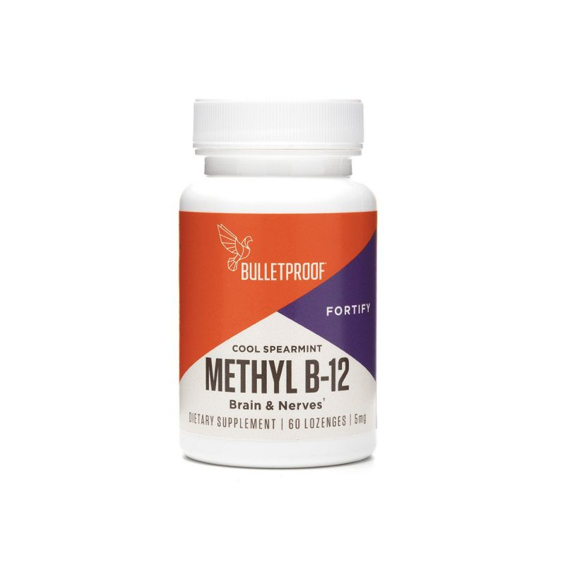 Bulletproof Methyl B-12 - Front