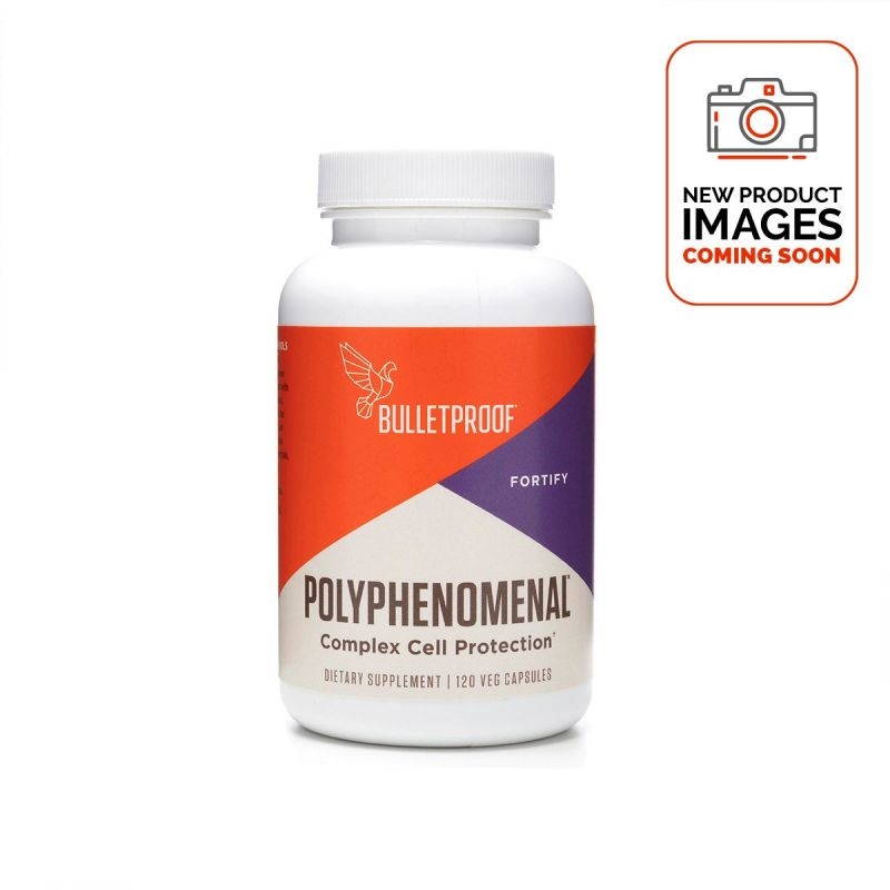 Bulletproof Polyphenomenal 120's - front