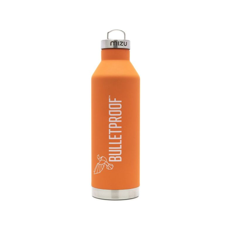 Bulletproof Stainless steel bottle