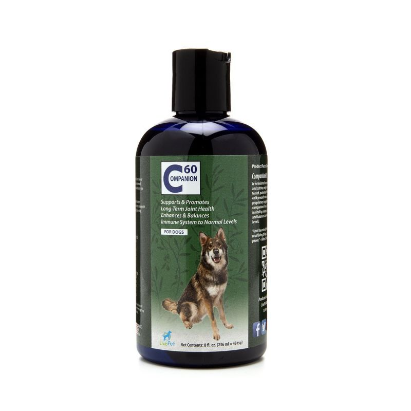Companion60 Dogs 236ml - Front
