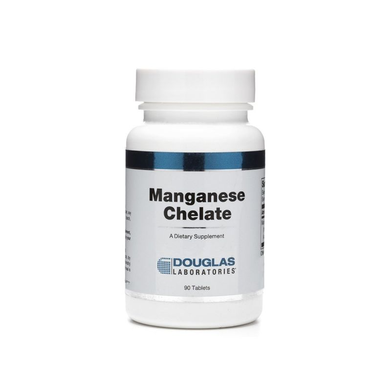 Douglas Labs Manganese Chelate - Front