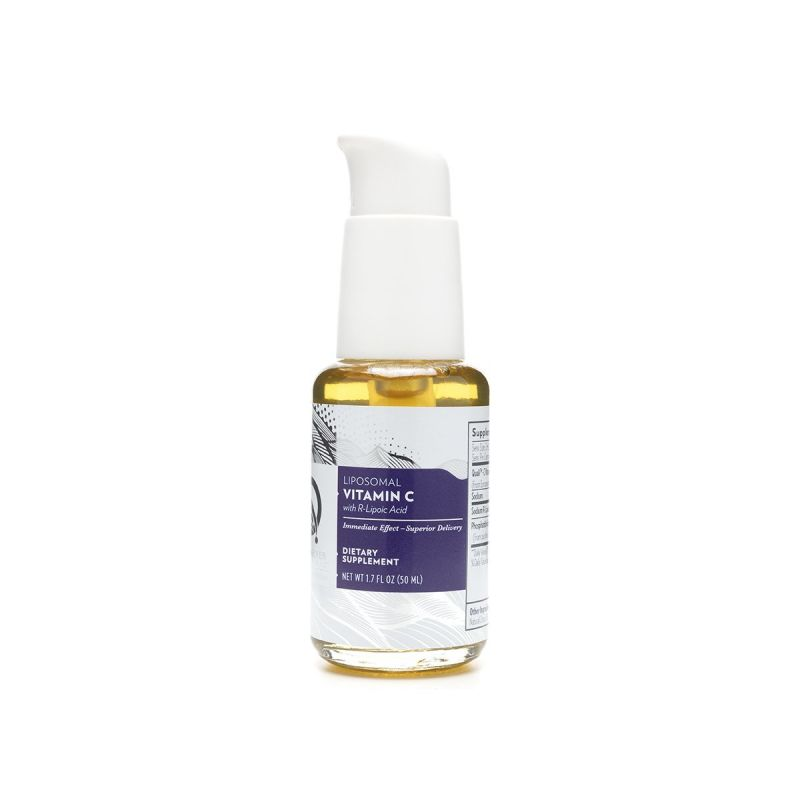 Quicksilver Vitamin C 50ml - Front