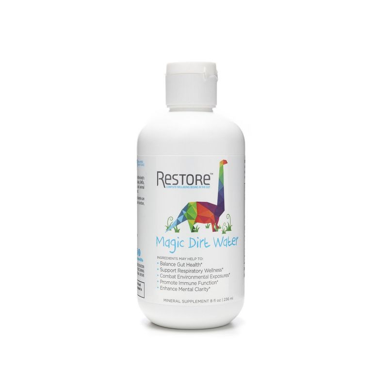 Restore magic dirt water 8oz