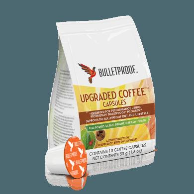 Bulletproof Coffee (Nespresso Capsules)