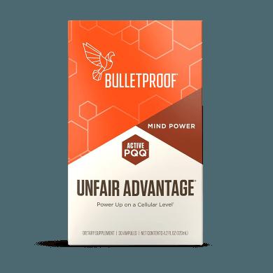 Bulletproof Unfair Advantage
