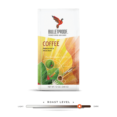 Bulletproof Coffee - French Kick Featured