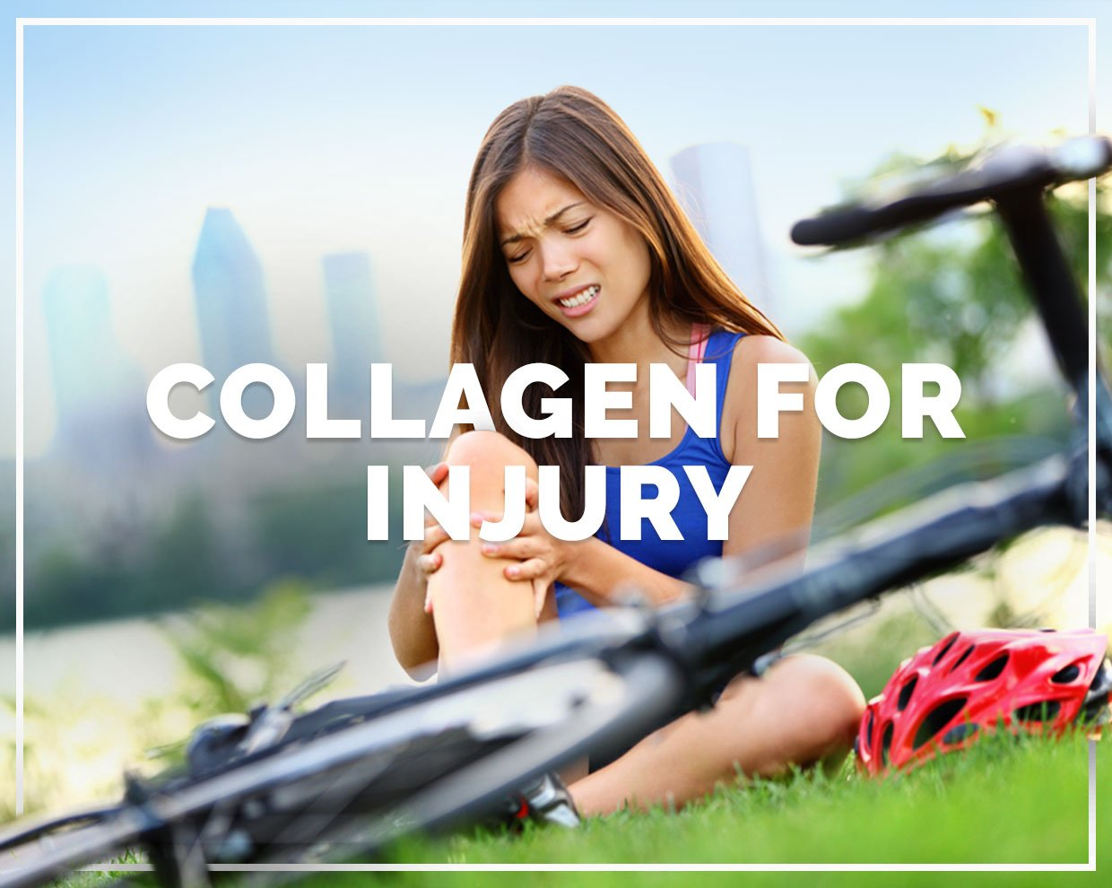 Collagen for injury