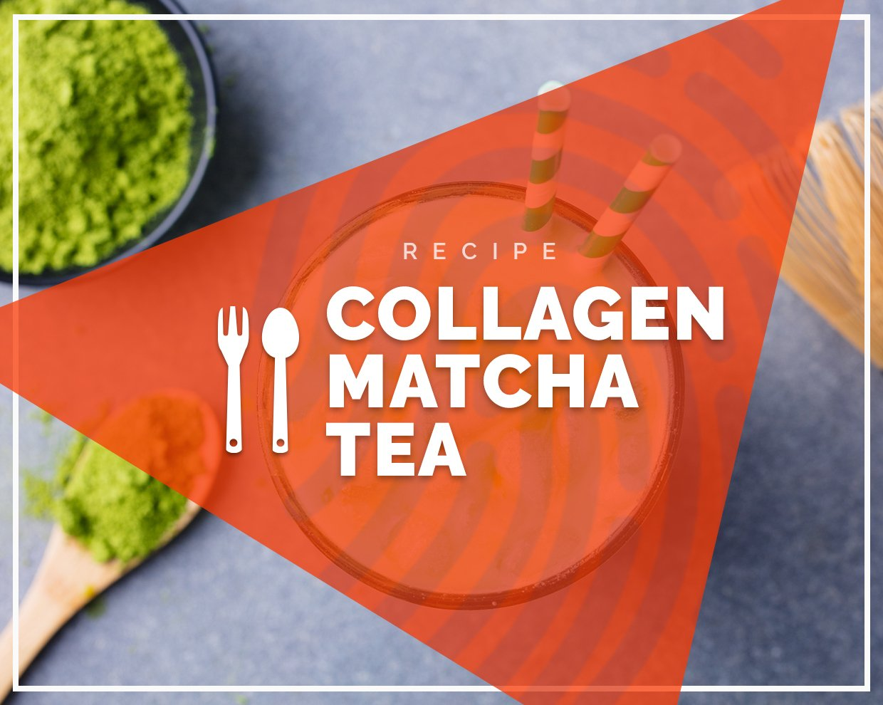 Collagen Matcha Tea