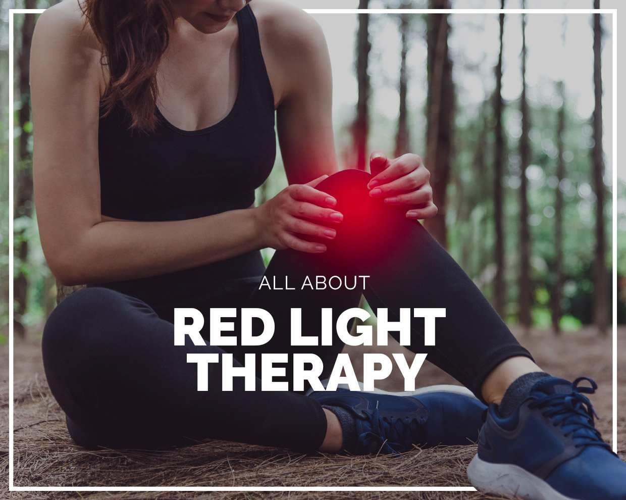 The health benefits of red light therapy