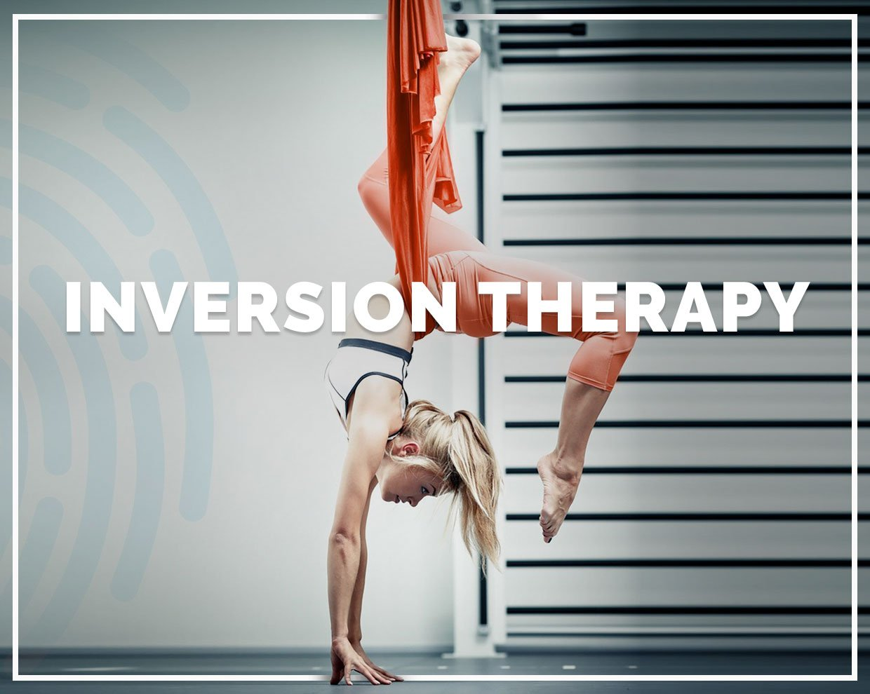 What you need to know about inversion therapy