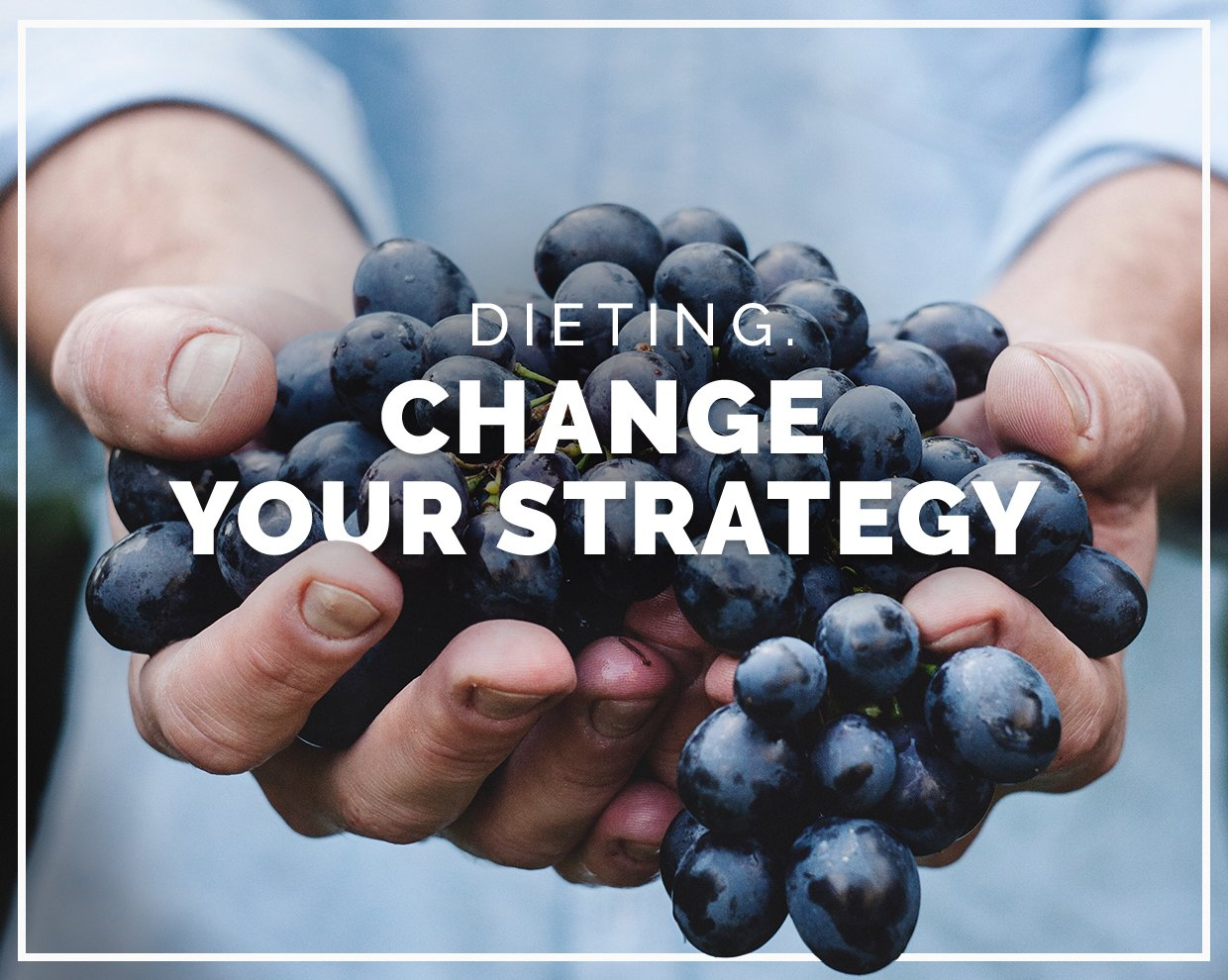 Change Your Strategy