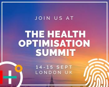 Join us at the Health Optimisation Summit