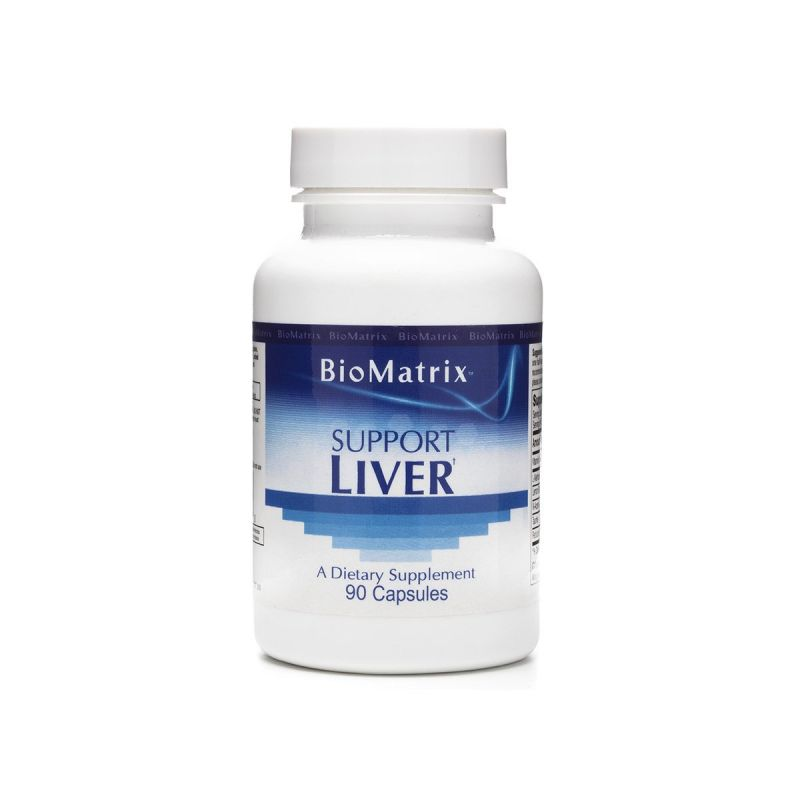 Biomatrix Support Liver 90's