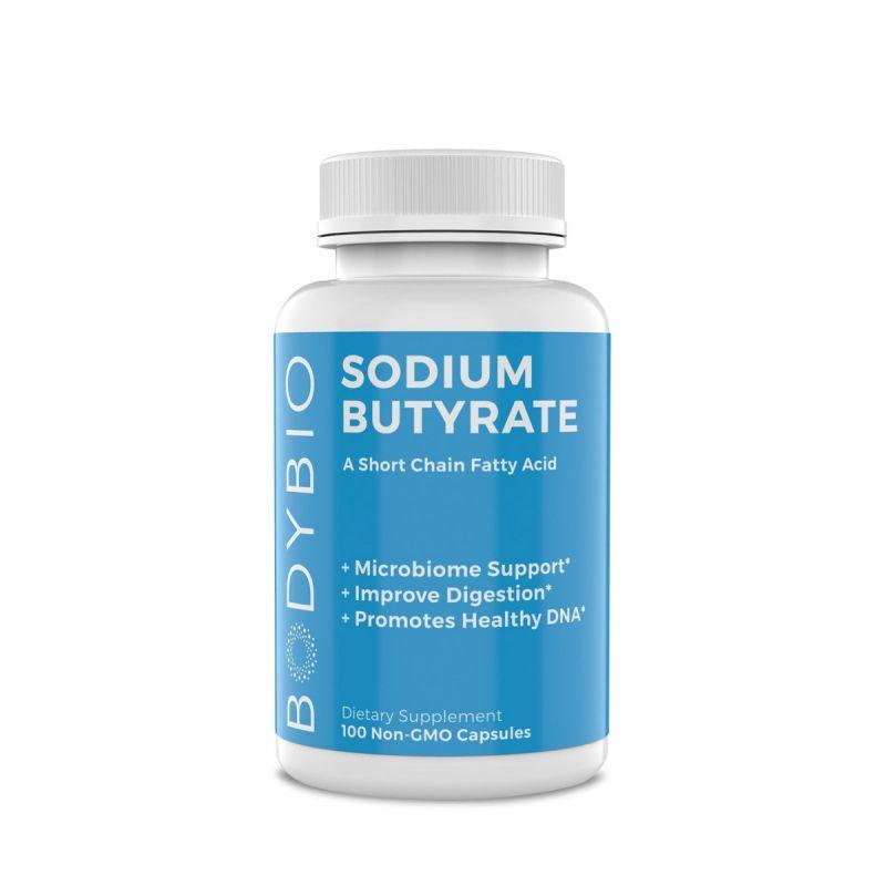 Body Bio - Sodium Butyrate