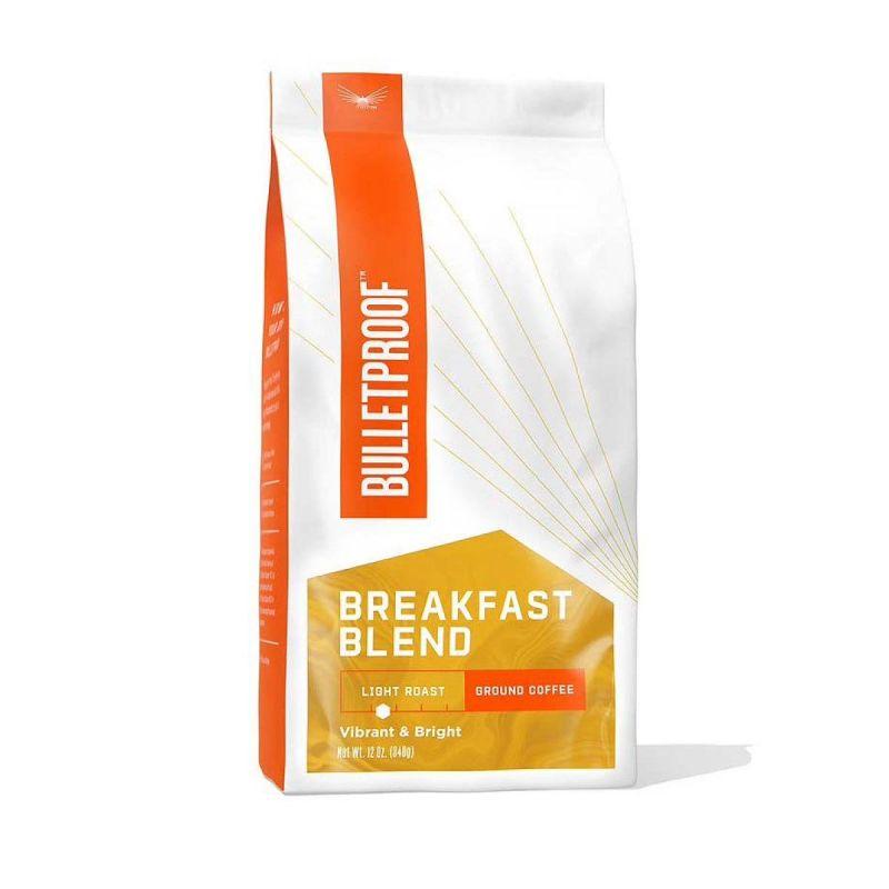 Bulletproof Coffee Luminate Ground - front