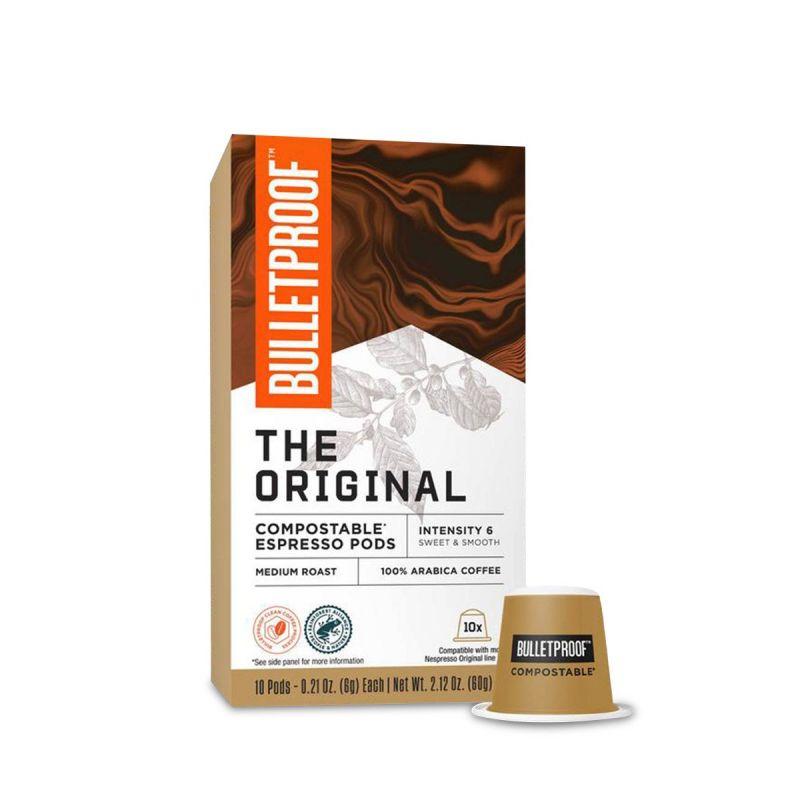 Bulletproof – The Original Espresso Pods
