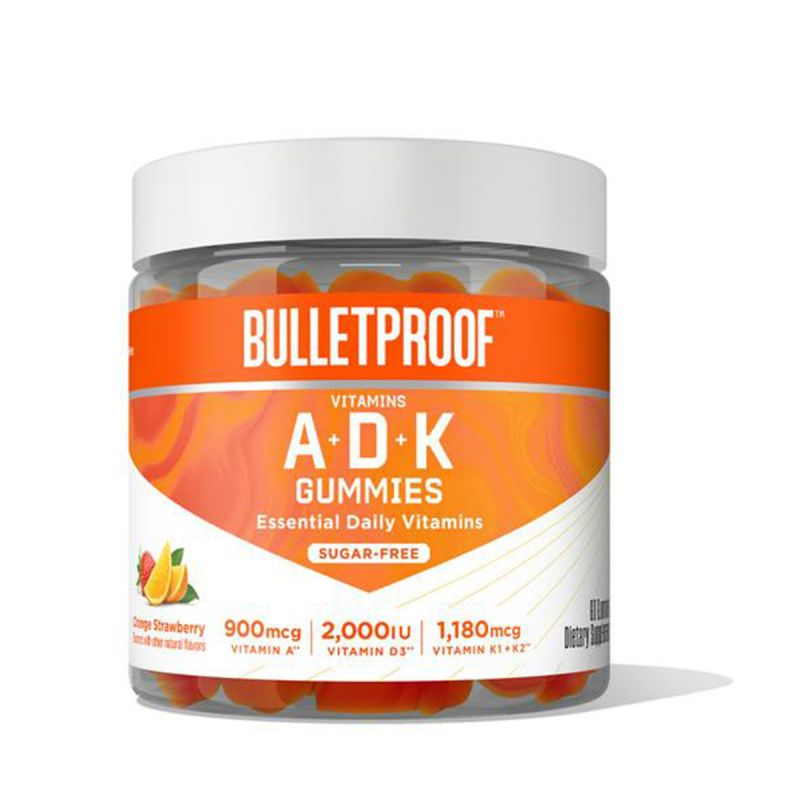 Bulletproof - Vitamins A-D-K Gummies