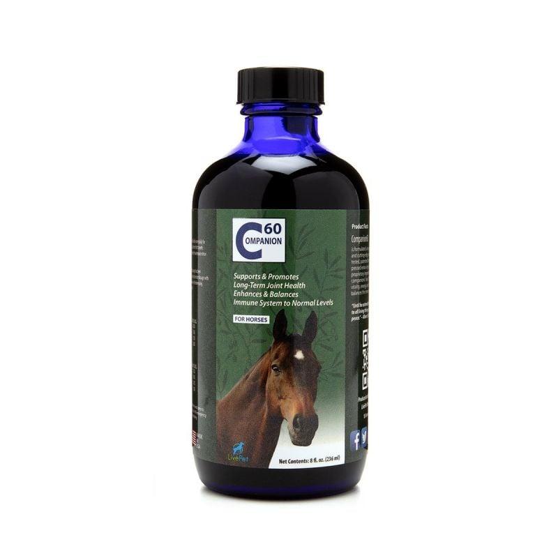 Companion60 Horses 236ml - Front