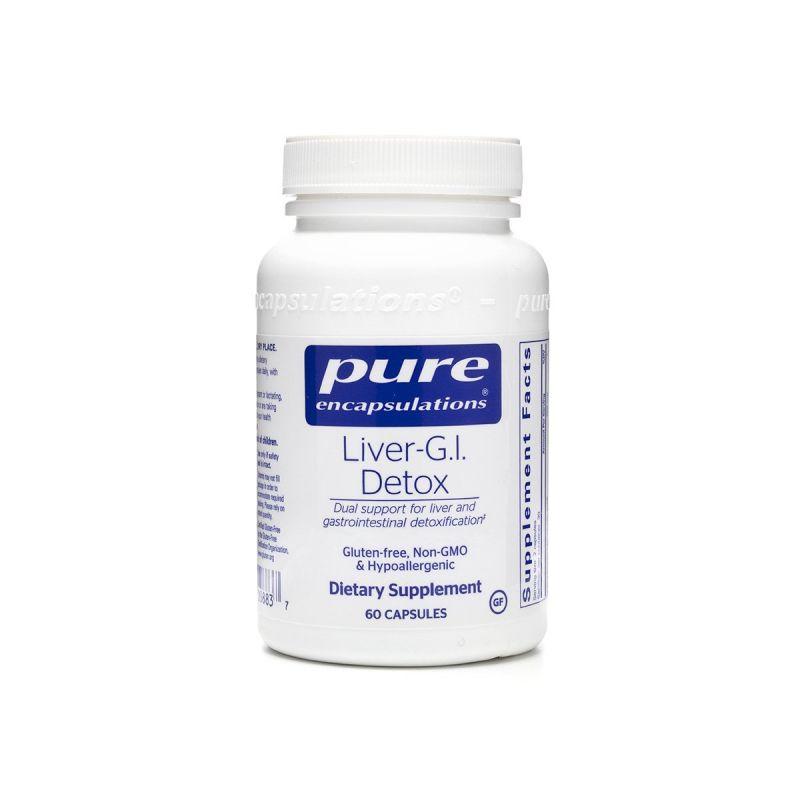 Pure Encapsulations - Liver-G.I. Detox