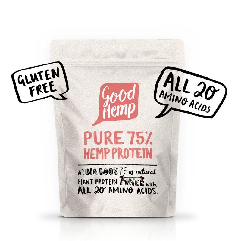 Good Hemp - Pure 75% Hemp Protein