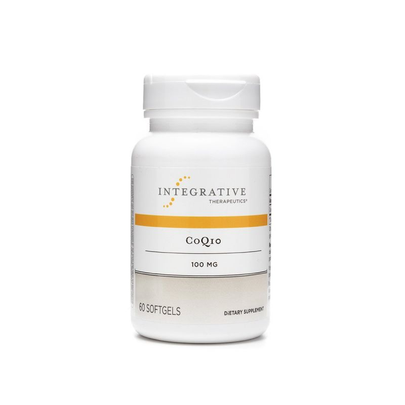 Integrative Therapeutics CoQ10 60's - Front