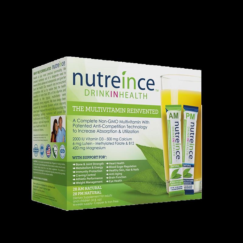Nutreince (Natural Unflavoured)