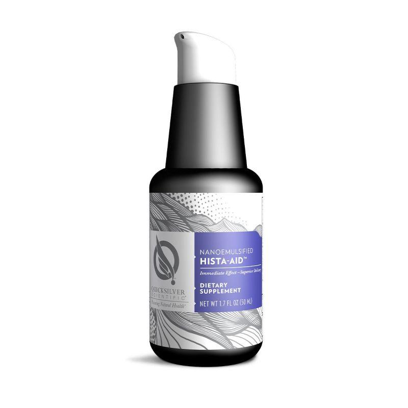 Quicksilver Scientific – Nanoemulsified Hista-Aid™